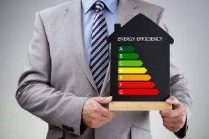 Find out how energy efficient your home is