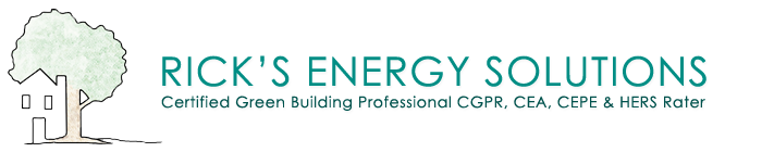 Rick's Energy Solutions logo